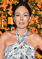 PACIFIC PALISADES, CA - OCTOBER 06: Lindsay Price arrives at the 9th Annual Veuve Clicquot Polo Classic Los Angeles at Will Rogers State Historic Park on October 6, 2018 in Pacific Palisades, California.<br /> CAP/ROT/TM<br /> &copy;TM/ROT/Capital Pictures