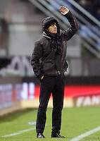 Germany's coach Joachim Low during international friendly match.November 18,2014. (ALTERPHOTOS/Acero) /NortePhoto<br /> NortePhoto.com