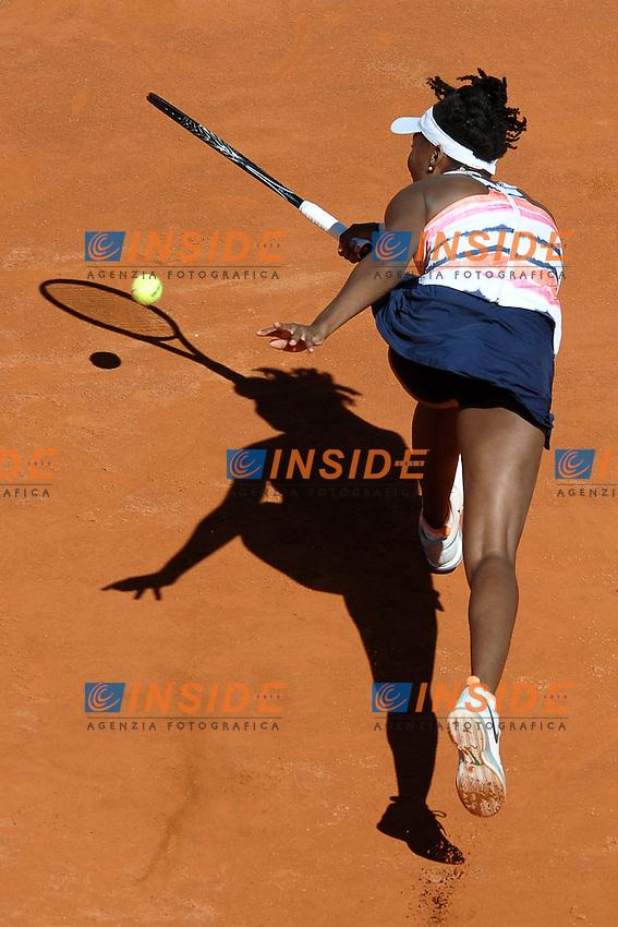 Venus Williams .Roma 13/05/2013 Foro Italico .Tennis Internazionali d'Italia 2013 .Foto Antonietta Baldassarre Insidefoto