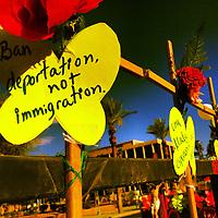 2013-05-07 C4C Arizona Vigil w/PAZ- Montserrat