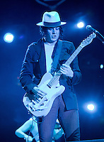 AUSTIN, TX - OCTOBER 13: Jack White performs at the 2012 Austin City Limits Music Festival in Austin, Texas. October 13, 2012. © Joe Gall/MediaPunch Inc. /NortePhotoAgency