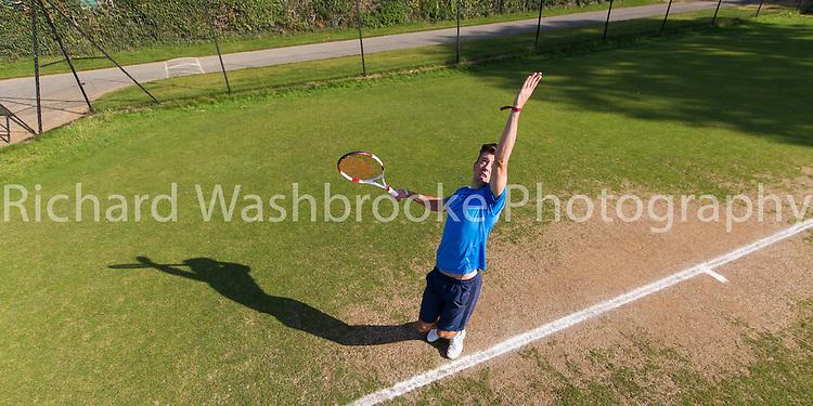 Markson Tennis, Oxford  20th August 2014