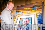 EXHIBITION: Liam O'Neill from Ballydavid who has opened a new exhibition of his oil paintings at St John's Theatre in Listowel.