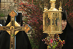 Ein Karem, the Russian Orthodox Visitation Day