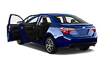 Car images of 2016 Toyota Corolla S Premium 4 Door Sedan Doors