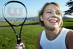 Female Tennis<br /> &copy;Steve Pope <br /> Sportingwales