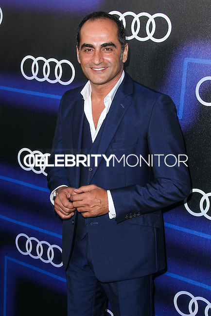 WEST HOLLYWOOD, CA, USA - AUGUST 21: Navid Negahban arrives at the Audi Emmy Week Celebration held at Cecconi's Restaurant on August 21, 2014 in West Hollywood, California, United States. (Photo by Xavier Collin/Celebrity Monitor)