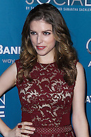 "WESTWOOD, LOS ANGELES, CA, USA - MARCH 22: Anna Kendrick at the Geffen Playhouse's Annual ""Backstage At The Geffen"" Gala held at Geffen Playhouse on March 22, 2014 in Westwood, Los Angeles, California, United States. (Photo by Xavier Collin/Celebrity Monitor)"