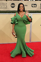 LOS ANGELES, CA - JANUARY 21: Niecy Nash at The 24th Annual Screen Actors Guild Awards held at The Shrine Auditorium in Los Angeles, California on January 21, 2018. Credit: FSRetna/MediaPunch