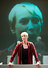 Oresteia<br /> by Aeschylus <br /> a new version created by Robert Icke<br /> at Almeida Theatre, London, Great Britain <br /> press photocall<br /> 4th June 2015 <br /> <br /> Lia Williams<br /> <br /> <br /> Photograph by Elliott Franks <br /> Image licensed to Elliott Franks Photography Services