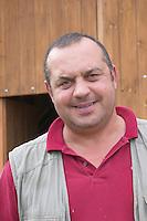 Gerard Gauby. Domaine Gauby, Calces, roussillon, France