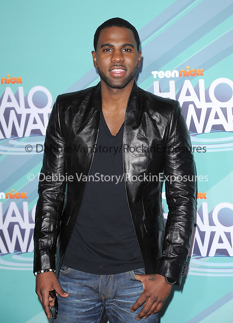 Jason Derulo at The 2011 TeenNick Halo Awards held at The Hollywood Palladium in Hollywood, California on October 26,2011                                                                               © 2011 Hollywood Press Agency