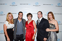 Loriet Bernal, Danell Leyva, Olga Guilarte, Alex Rodriguez-Roig, and Cristina Rodriguez-Roig attend The Boys and Girls Club of Miami Wild About Kids 2012 Gala at The Four Seasons, Miami, FL on October 20, 2012
