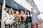 The opening of DV8 fashion store, Abbey Court, Tralee on Friday. Pictured left to right: Aine O'Connor (Sales advisor), Helena Daly (Assistant Manager), Claire Goodley (Store Manager), Lucy Hussey (Sales Advisor) and David O'Carroll (Sales Advisor).