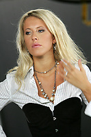 Ksenia Sobchak<br /> Russian TV anchor, journalist, socialite and actress and celebrity presidential candidate running against Putin.<br /> **FILE PHOTO FROM 2005**<br /> ** NOT FOR SALE IN RUSSIA or FSU **<br /> CAP/PER<br /> &copy;PER/CapitalPictures