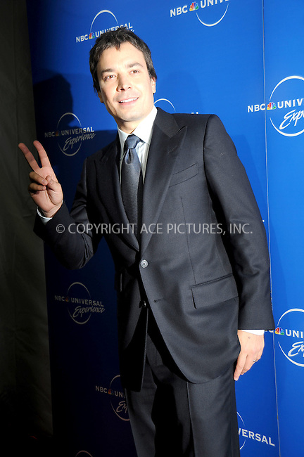 WWW.ACEPIXS.COM . . . . .....May 12, 2008. New York City.....Actor Jimmy Fallon attends the NBC Universal Experience at Rockefeller Center.  ....Please byline: Kristin Callahan - ACEPIXS.COM..... *** ***..Ace Pictures, Inc:  ..Philip Vaughan (646) 769 0430..e-mail: info@acepixs.com..web: http://www.acepixs.com