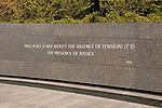Martin Luther King Jr Memorial, Washington, DC, dc124567