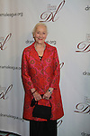 Rosemary Harris - The 78th Annual Drama League Awards on May 18, 2012 at The New York Marriott Marquis, New York City, New York.(Photo by Sue Coflin/Max Photos)