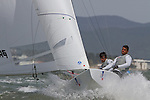 Hyeres - Sailing World Cup 2012