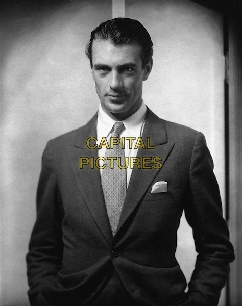 GARY COOPER.*Filmstill - Editorial Use Only*.CAP/PLF.Supplied by Capital Pictures.