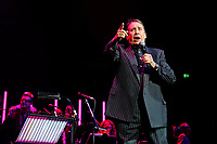 LONDON, ENGLAND - NOVEMBER 30: Jools Holland And His Rhythm &amp; Blues Orchestra performing at Royal Albert Hall on November 30, 2018 in London, England.<br /> CAP/MAR<br /> &copy;MAR/Capital Pictures