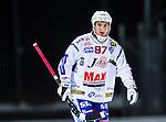 Uppsala 2013-11-13 Bandy Elitserien IK Sirius - IFK Kung&auml;lv :  <br /> Kung&auml;lv Mikko Lukkarila <br /> (Foto: Kenta J&ouml;nsson) Nyckelord:  portr&auml;tt portrait