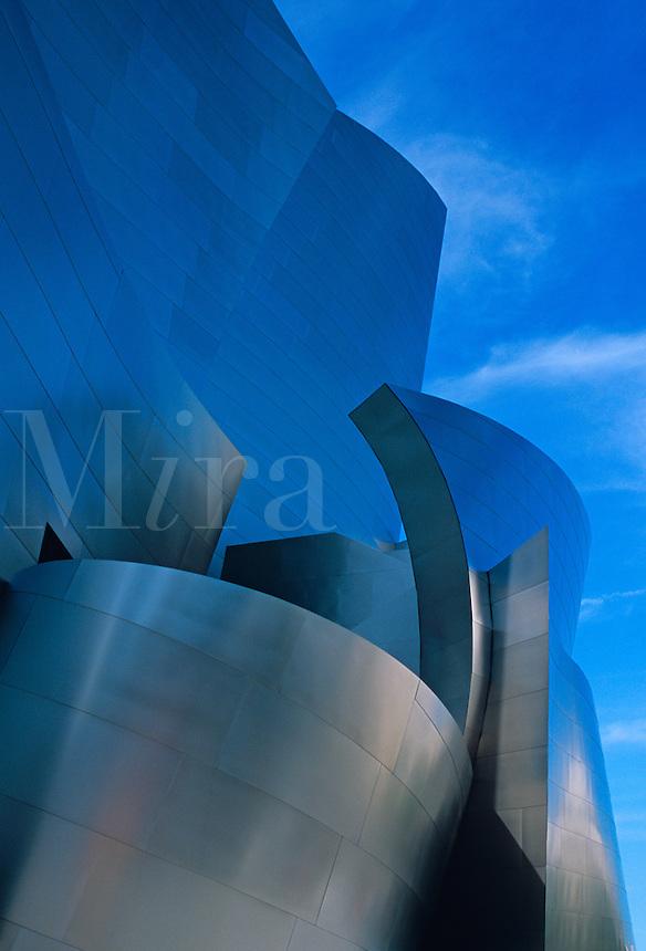 Walt Disney Concert Hall, Los Angeles Californi