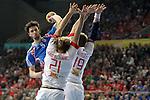 Kopljar (8), Mollgaard (21) & Toft (19). DENMARK vs CROATIA: 30-24 - Semifinal