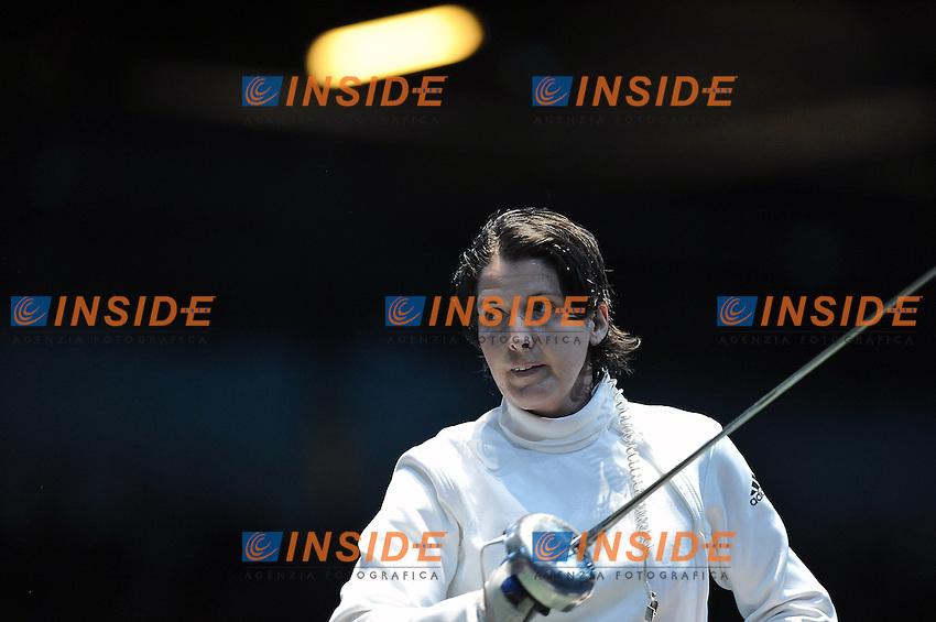 DUPLITZER Imke (GER).Londra 04082012.Women EPEE Team.Olympic Games London 2012.Olimpiadi Londra 2012.Foto Giovanni Minozzi / INSIDEFOTO