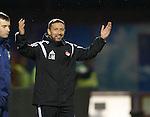 Aberdeen manager Derek McInnes is perplexed