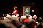 American Furniture and Folk Art and John James Audubon's 'The Birds of America' at Christie's auction of in New York, United States. 20/01/2012. Photo by Kena Betancur / VIEWpress.
