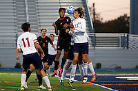 NJ Non-Public B boys Soccer Final, Moorestown Friends vs Newark Academy - 111515