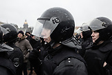 Antikorruptionsproteste in St. Petersburg