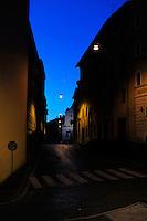 Roma di notte. Rome by night.