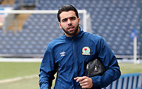 Blackburn Rovers' David Raya arrive at the ground for todays match<br /> <br /> <br /> Photographer Rachel Holborn/CameraSport<br /> <br /> The EFL Sky Bet League One - Blackburn Rovers v Blackpool - Saturday 10th March 2018 - Ewood Park - Blackburn<br /> <br /> World Copyright &copy; 2018 CameraSport. All rights reserved. 43 Linden Ave. Countesthorpe. Leicester. England. LE8 5PG - Tel: +44 (0) 116 277 4147 - admin@camerasport.com - www.camerasport.com