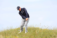 Alan Fahy (Dun Laoghaire) on the 2nd during Round 2 of The East of Ireland Amateur Open Championship in Co. Louth Golf Club, Baltray on Sunday 2nd June 2019.<br /> <br /> Picture:  Thos Caffrey / www.golffile.ie<br /> <br /> All photos usage must carry mandatory copyright credit (© Golffile   Thos Caffrey)
