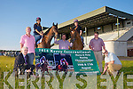 The Launch of the Kerry International Horse and pony Racing Championships on 16th and 17th of August 2014 at BallyBeggan Park Tralee