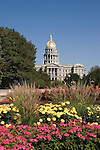 "Civic Center Park and the State Capitol, Denver, Colorado. From: ""Denver, Colorado: A Photographic Portrait"" by John Kieffer John offers private photo tours of Denver, Boulder and Rocky Mountain National Park. .  John offers private photo tours in Denver, Boulder and throughout Colorado. Year-round."
