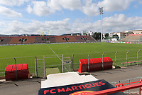 General view of the Stade Francis Turcan, Martigues during Turkey Under-21 vs Scotland Under-21, Tournoi Maurice Revello Football at Stade Francis Turcan on 9th June 2018