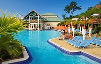 CT- Amber Cove Pools, Shops & Vistas port call for HAL Koningsdam S. Caribbean Cruise, Dominican