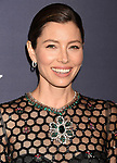 CULVER CITY, CA - NOVEMBER 11: Actress Jessica Biel attends the 2017 Baby2Baby Gala at 3Labs on November 11, 2017 in Culver City, California.