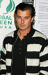 HOLLYWOOD, CA. - February 19: Musician Gavin Rossdale arrives at Global Green USA's 6th Annual Pre-Oscar Party held at Avalon Hollwood on Februray 19, 2009 in Hollywood, California.