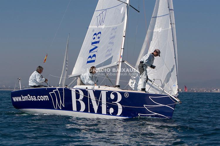 BM3 Equipo de regatas - 61ª Regata Magdalena - Real Club Náutico de Castellón - Castellón - Epaña/Spain