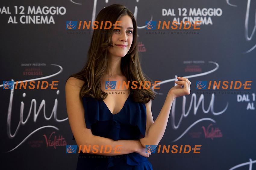 Clara Alonso <br /> Roma 29-04-2016 Grand Hotel Parco dei Principi <br /> Tini photocall <br /> Foto Andrea Staccioli Insidefoto
