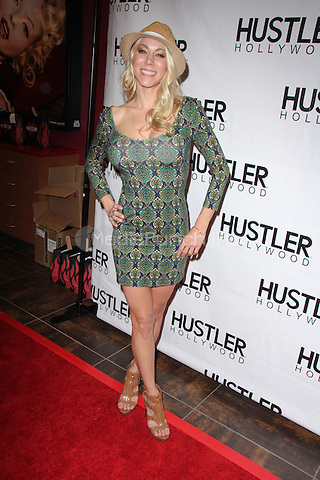 Katie Morgan at the opening Hustler Hollywood in Hollywood, California on April 9, 2016. Credit: David Edwards/MediaPunch