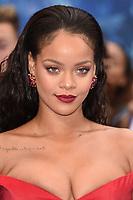 "Rihanna<br /> at the ""Valerian"" European premiere, Cineworld Empire Leicester Square, London. <br /> <br /> <br /> ©Ash Knotek  D3290  24/07/2017"