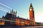 Big Ben and Parliament, Westminster, London, UK