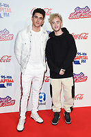 LONDON, UK. December 08, 2018: Jack and Jack at Capital's Jingle Bell Ball 2018 with Coca-Cola, O2 Arena, London.<br /> Picture: Steve Vas/Featureflash