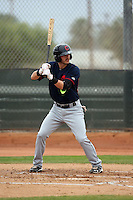 Eric Stamets - Cleveland Indians 2016 spring training (Bill Mitchell)