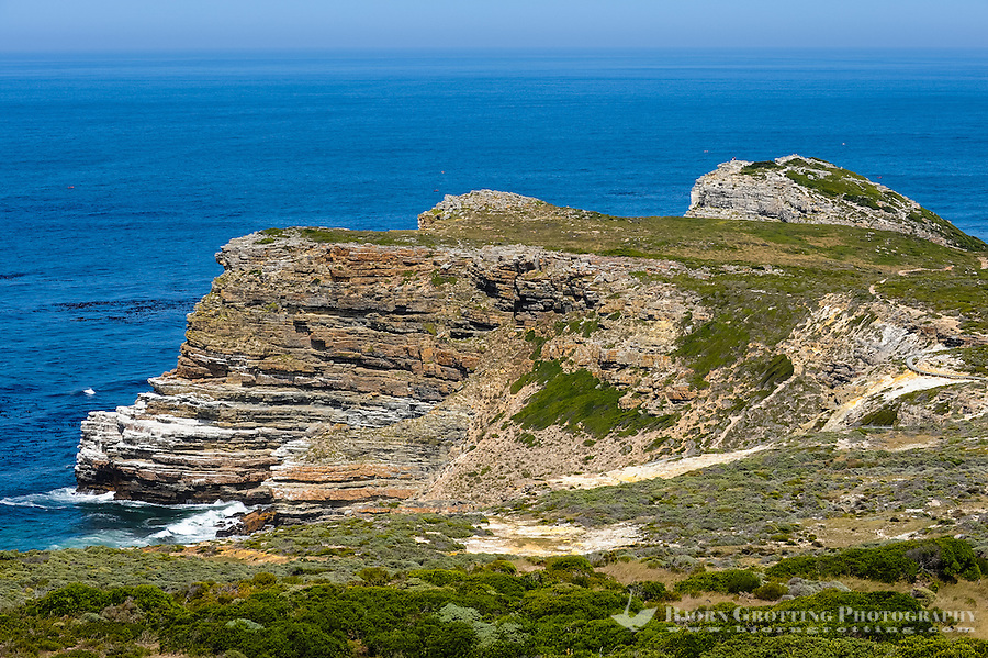 The Cape of Good Hope  on the Atlantic coast of Cape Peninsula, South Africa.
